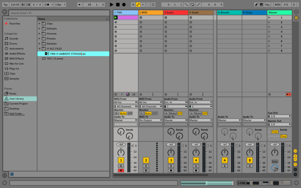 Ableton Live Clip (ALC) Files2