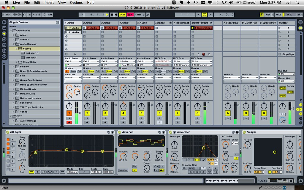 Ableton features