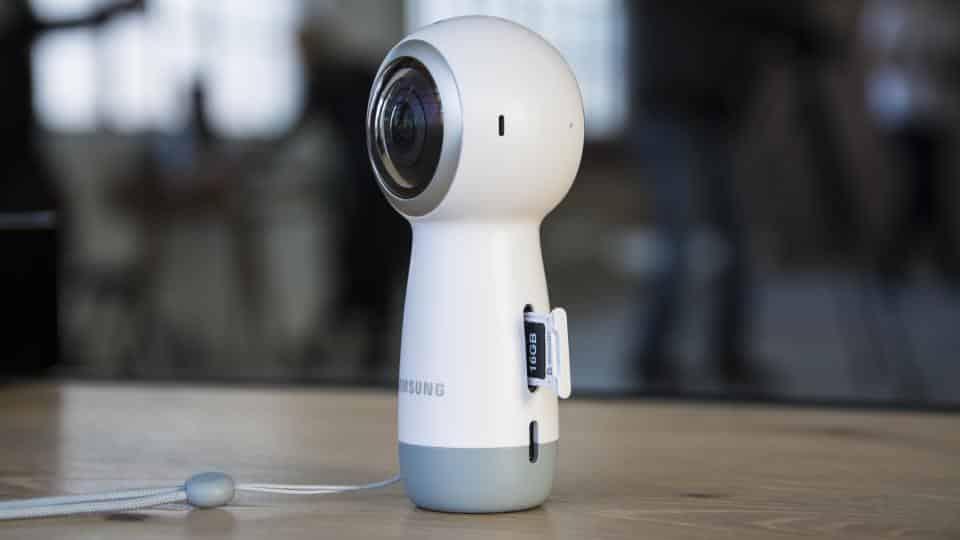 Samsung 360 Degree Video Camera