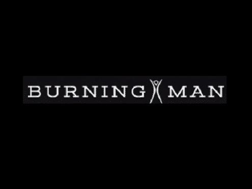 burning man logo