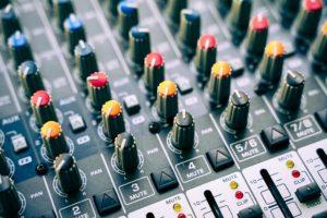 recording studio to practice